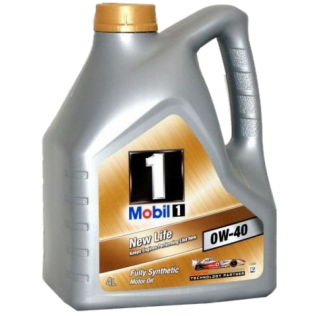 MOBIL 1 NEW LIFE 0W40 4л