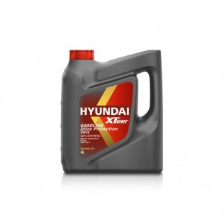 HYUNDAI XTeer Gasoline Ultra Protection 5W30 4л.
