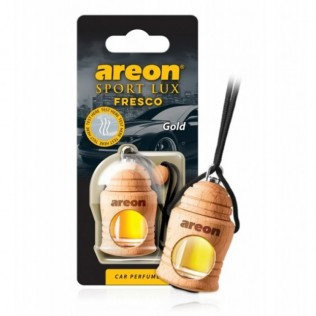 "AREON ""FRESCO SPORT LUX"" Gold                НОВИНКА!"